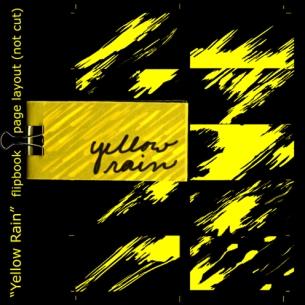 Yellow Rain Flipbook
