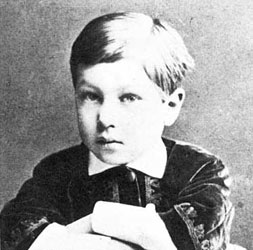 Kandinsky as a kid